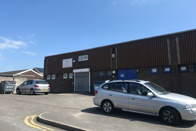 Thumbnail Office to let in Very Well Presented Business Unit, 15A Brackla Street Centre, Bridgend