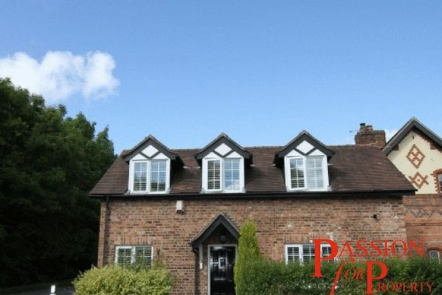 Thumbnail Cottage to rent in Welsh Road, Gorstella, Dodleston, Chester