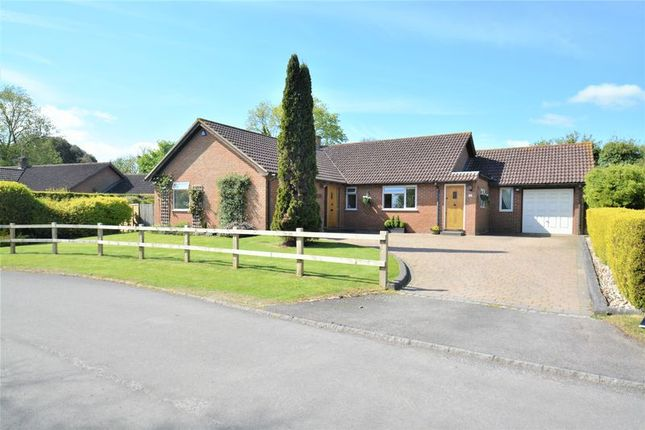 Thumbnail Detached bungalow for sale in Alexander Close, Upton, Didcot