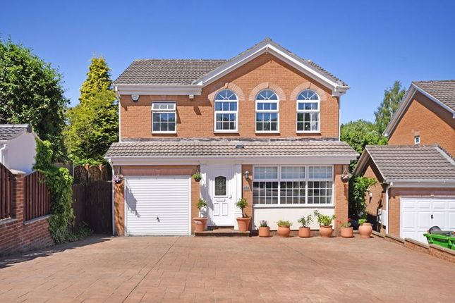 4 bed detached house for sale in Cardwell Avenue, Woodhouse, Sheffield S13