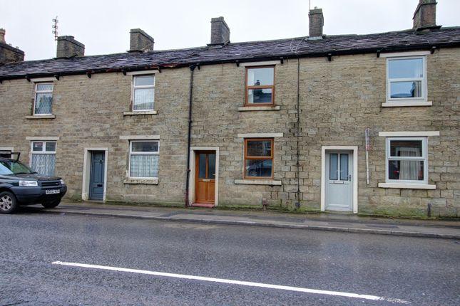 Terraced house for sale in Blackburn Road, Haslingden, Rossendale, Lancashire