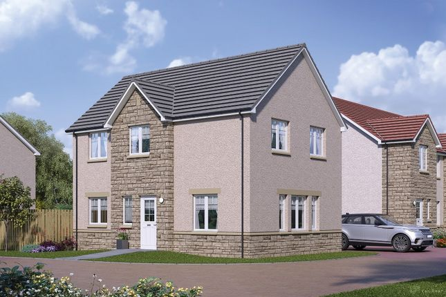 Thumbnail 3 bed detached house for sale in Plot 57 Sidlaw, Silver Glen, Alva, Stirling