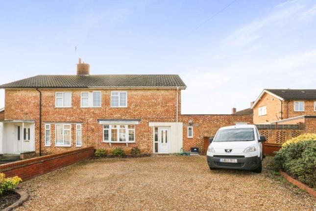 Thumbnail Semi-detached house for sale in Orchard Road, Hitchin, Hertfordshire, England