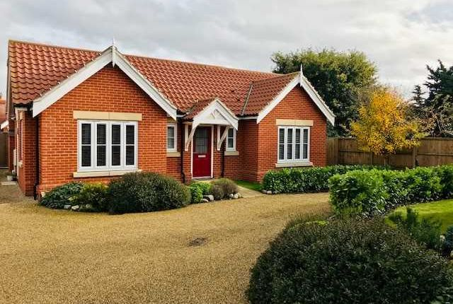 Thumbnail Bungalow for sale in Abrey Close, Great Bentley, Colchester