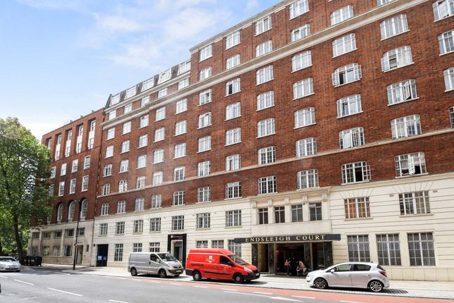 Thumbnail Flat for sale in Upper Woburn Place, Bloomsbury, Euston Station, London
