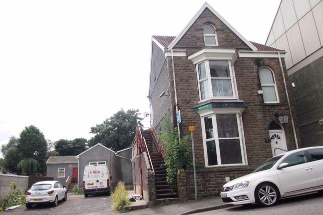 Thumbnail Flat for sale in Crown Street, Morriston, Swansea, Abertawe