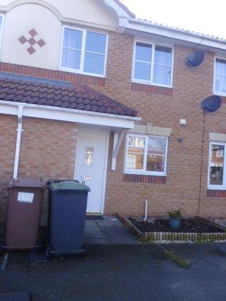 Thumbnail Terraced house to rent in Stane Drive, Bracebridge Heath, Lincoln