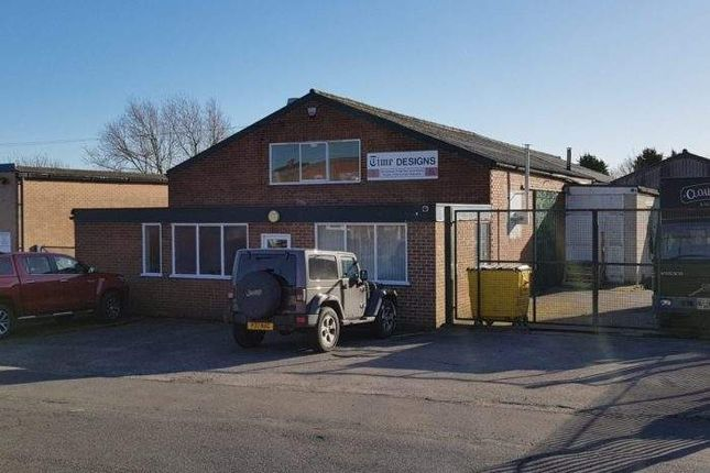 Thumbnail Light industrial for sale in Unit 14 Cromford Road Industrial Estate, Langley Mill, Nottinghamshire