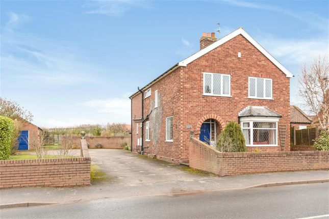 Thumbnail Detached house for sale in High Street, Holme-On-Spalding-Moor, York
