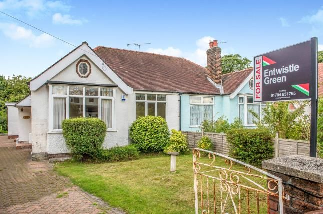 Thumbnail Bungalow for sale in Lonsdale Road, Formby, Liverpool, Merseyside