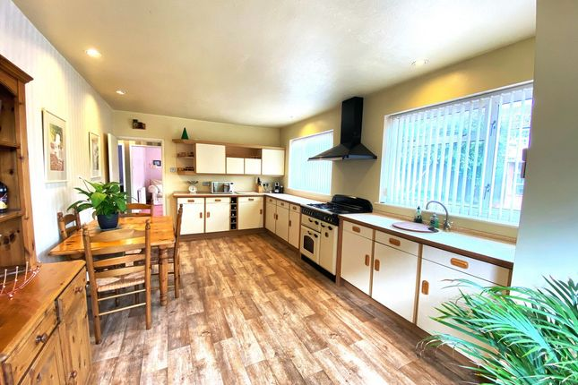 Thumbnail Detached bungalow for sale in Fosse Way, Syston, 1