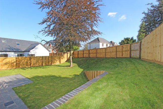 Garden of Willand Road, Cullompton EX15