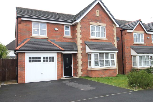 Thumbnail Detached house for sale in Pete Best Drive, Liverpool, Merseyside
