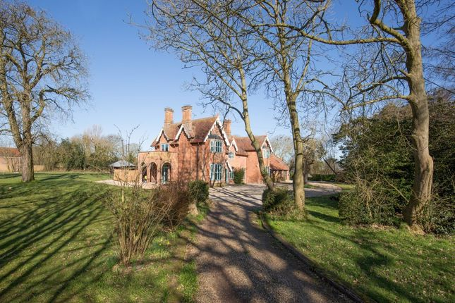 Thumbnail Detached house for sale in Guestwick, Dereham