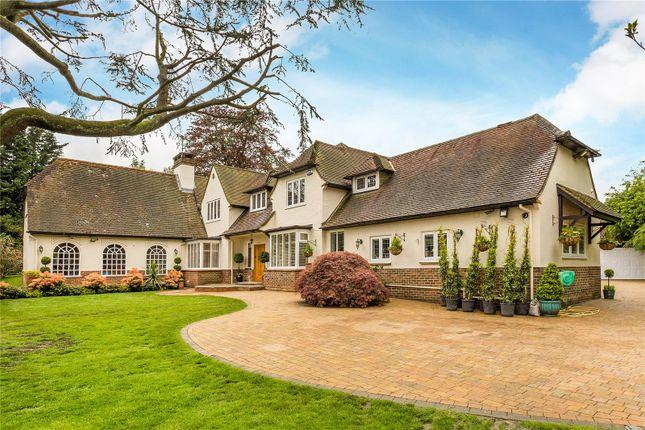 Thumbnail Detached house for sale in Lunghurst Road, Woldingham, Surrey