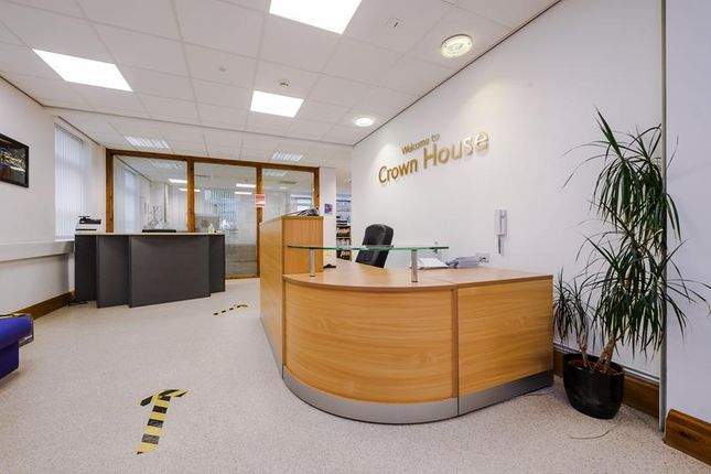 Thumbnail Office for sale in Crown House, 22 Walmesley Road, Leigh