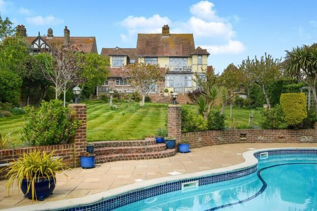 Thumbnail Detached house for sale in Founthill Road, Saltdean, Brighton, East Sussex