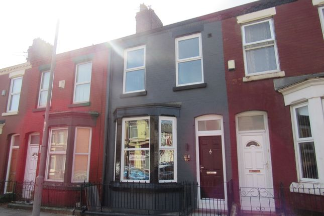 Thumbnail Shared accommodation to rent in Molyneux Road, Liverpool