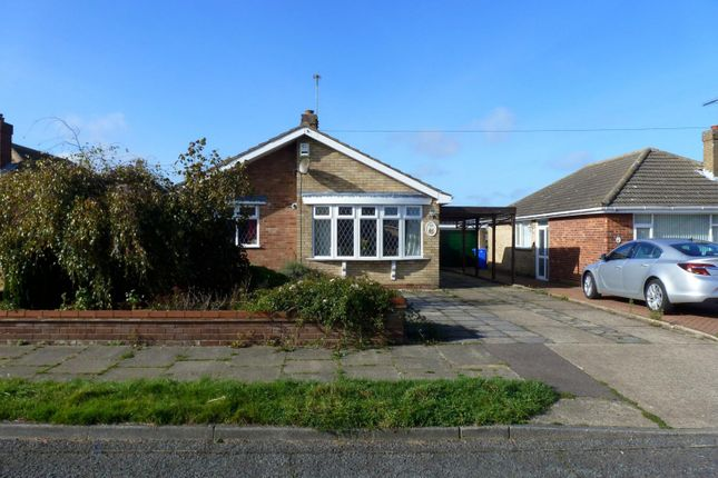 Thumbnail Bungalow to rent in Dedham Drive, Lowestoft