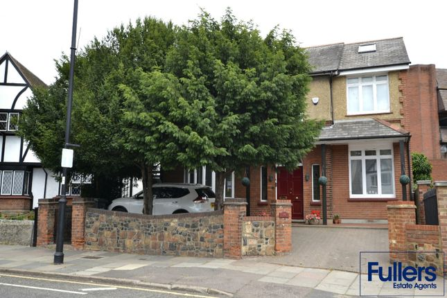 Detached house for sale in Cecil Road, Enfield