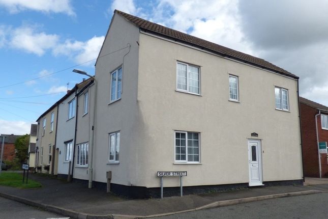 Semi-detached house for sale in The Old Post Office House, Silver Street, Oakthorpe, Swadlincote