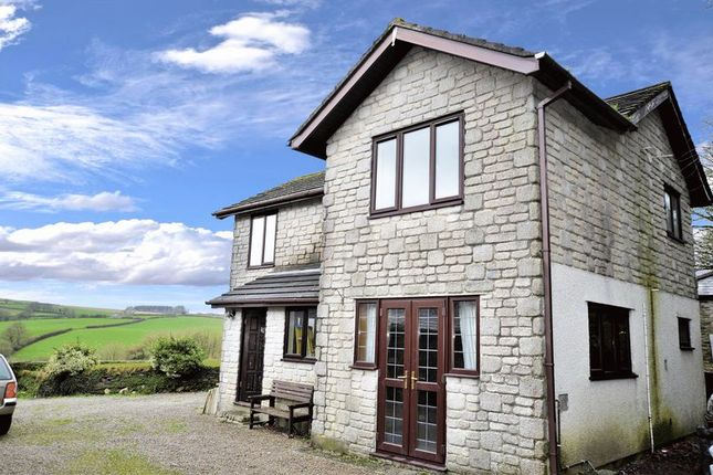 Thumbnail Property to rent in Stoke Climsland, Callington