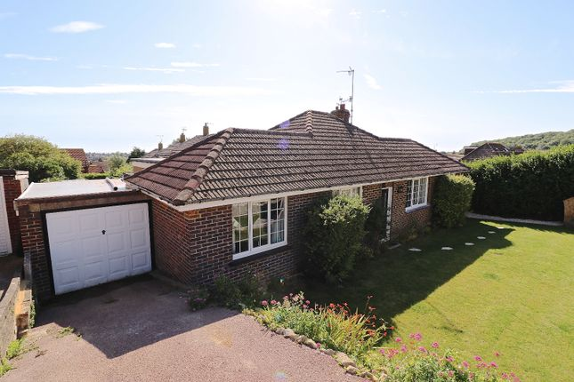 Thumbnail Bungalow for sale in Filching Road, Eastbourne