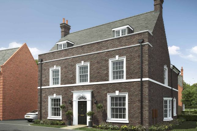 """Thumbnail Detached house for sale in """"The Poets House II"""" at Davidsons At Wellington Place, Leicester Road, Market Harborough"""