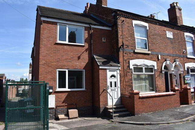 1 bed flat to rent in Elizabeth Street, Crewe CW1