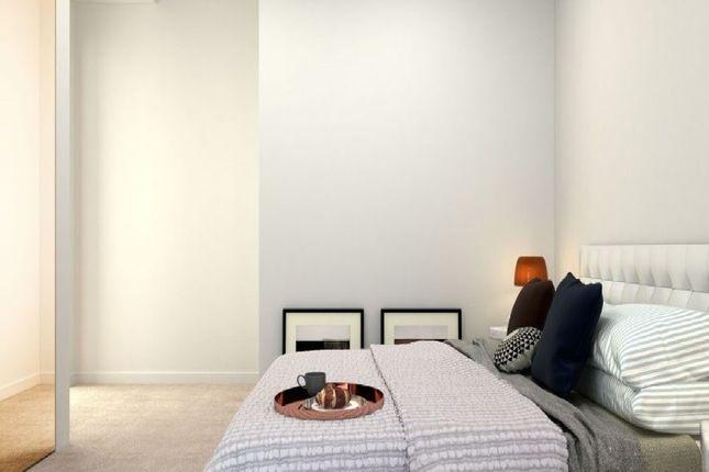 Bedroom of Lexicon Apartments, London EC1V