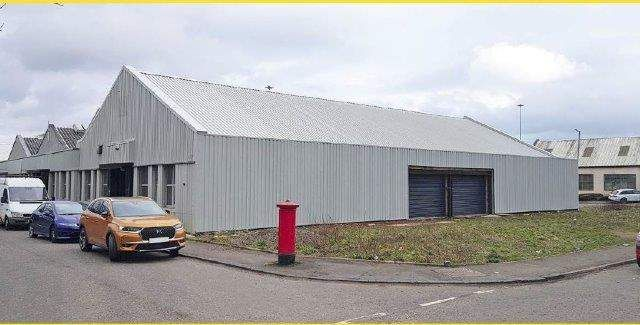 Chapelhall Industrial Estate, Chapelhall, Airdrie ML6