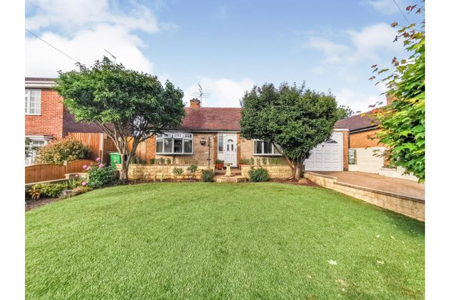 Thumbnail Detached bungalow for sale in St. Albans Road, Bulwell