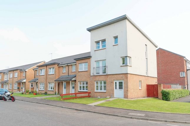 Thumbnail Town house for sale in Ellerslie Road, Glasgow