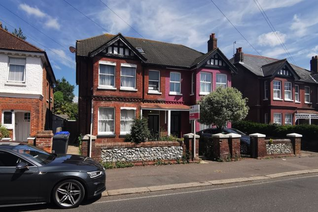 Thumbnail Property for sale in Cowper Road, Worthing