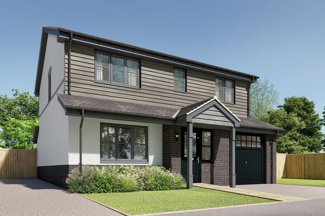 Thumbnail Detached house for sale in The Maple, Oakwood Development, Conwy
