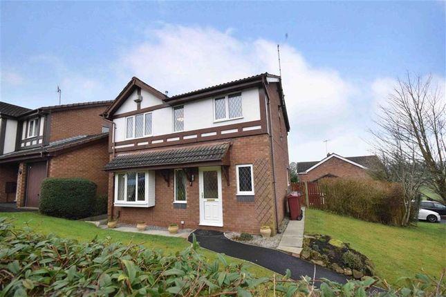3 bed detached house for sale in Heron Close, Blackburn