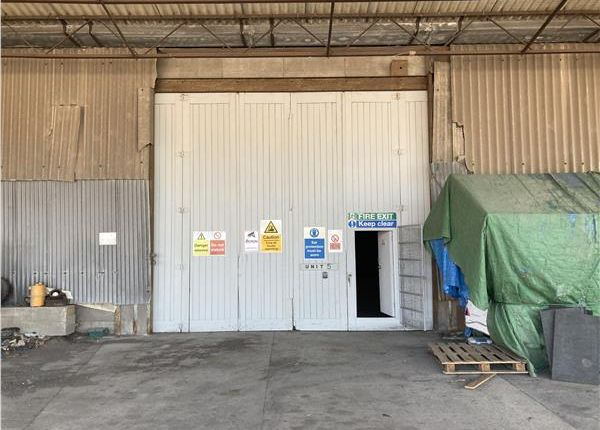 Thumbnail Light industrial to let in Unit 5, Coates Industrial Estate, Southfield Road, Nailsea, Bristol, Somerset