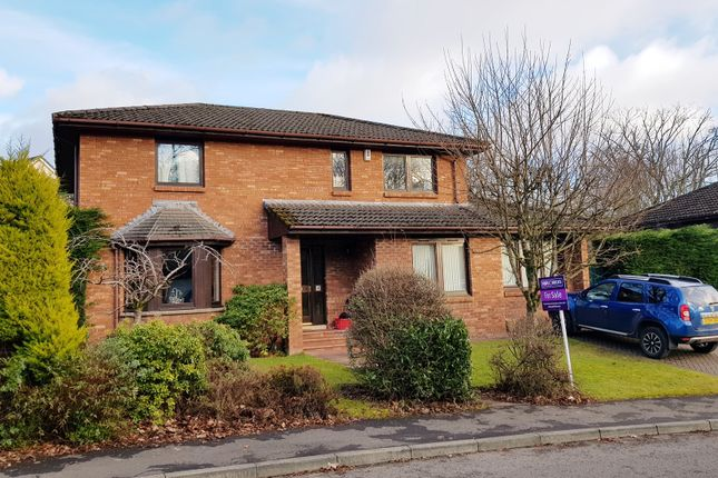 Thumbnail Detached house for sale in Bridgewater Avenue, Auchterarder