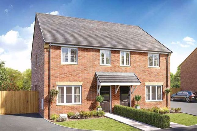 3 bed semi-detached house for sale in The Dunston, Bishops Grange, Laceby DN37