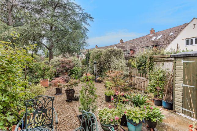 Garden of St. Nicholas Crescent, Pyrford, Woking GU22