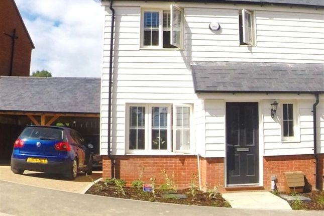 Thumbnail Property to rent in Wood Sage Way, Stone Cross, Pevensey