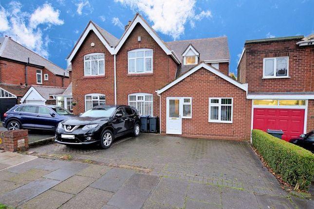 Thumbnail Semi-detached house for sale in Clydesdale Road, Quinton, Birmingham