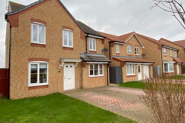 Thumbnail Detached house for sale in Edgehill Gardens, Brotton, Saltburn-By-The-Sea