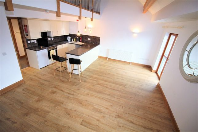 Thumbnail Flat to rent in 21 Sovereign House, Nelson Quay, Milford Haven