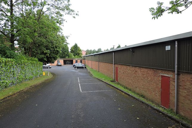 Thumbnail Warehouse for sale in Windsor Road, Redditch, Worcs.