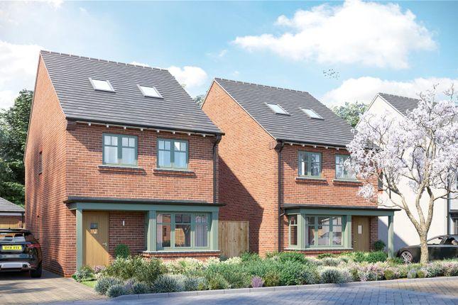 Thumbnail Detached house for sale in Bucknalls Lane, Garston, Watford, Hertfordshire