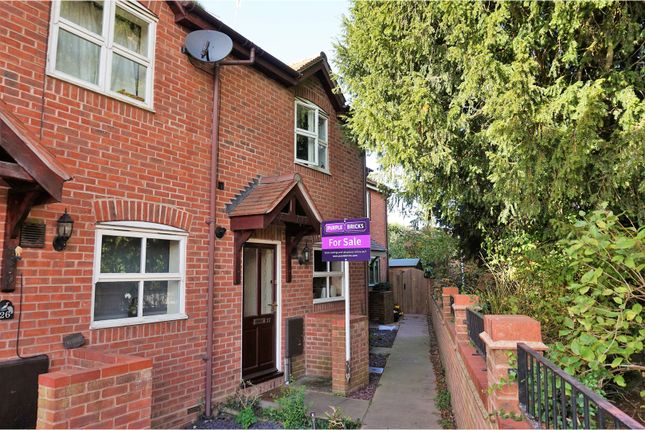 Thumbnail Terraced house for sale in Millers Bank, Alcester