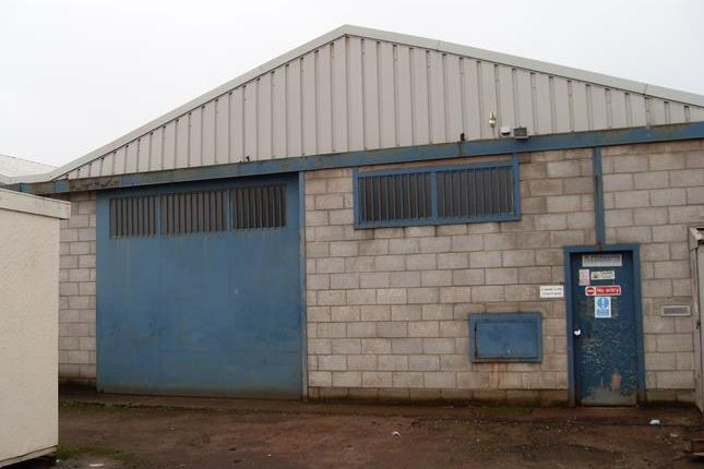 Light industrial to let in Unit 7, Londesborough Road Business Park, Scarborough