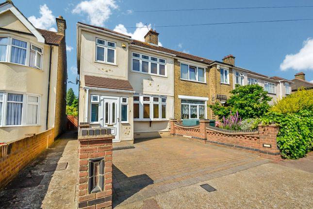 Thumbnail End terrace house for sale in Winstead Gardens, Dagenham