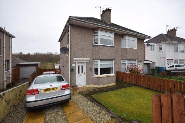 Thumbnail Semi-detached house for sale in Viewfield Avenue, Garrowhill, Glasgow